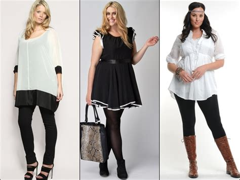 whats in atyle for the plus size gurl trendy plus size fashion tips and style