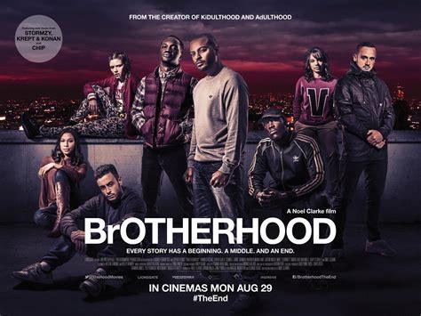 brotherhood in uk poster debut for noel clarke s brotherhood the last
