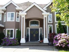 exterior paint color combinations samples home combo