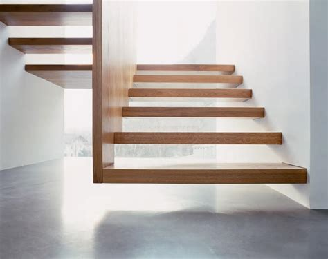 scalinate in legno per interni scala in legno stile moderno minimal design with scalinate