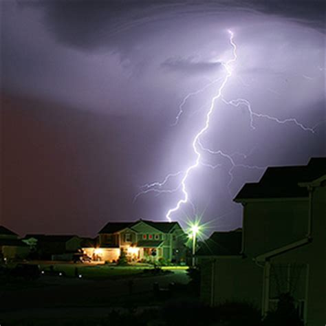 lightning hits house lightning facts and statistics weatherimagery