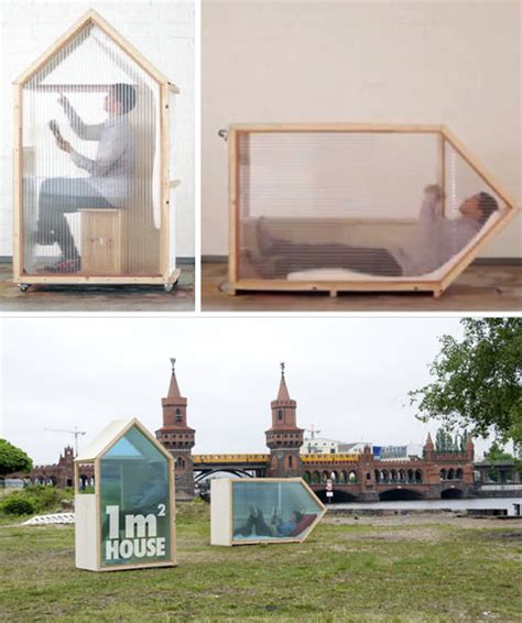 world s smallest house 1 sq m of mobile living space
