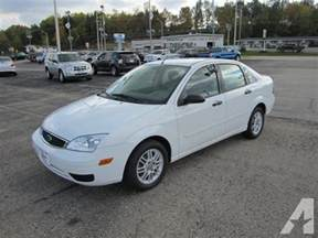2005 ford focus zx4 se for sale in ripon wisconsin