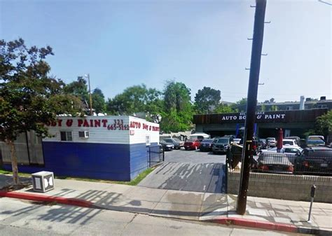 angelus paint los angeles ca silver lake auto and paint shops silver lake