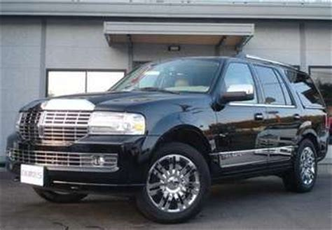 car owners manuals for sale 2007 lincoln navigator l electronic toll collection 2007 lincoln navigator for sale