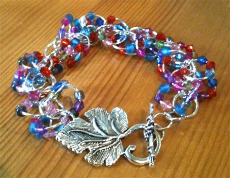 Handmade Bracelets Uk - handmade jewellery uk brightening up a cloudy day