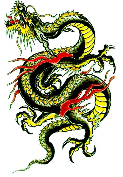 chinese tattoo png chinese dragons images cliparts co