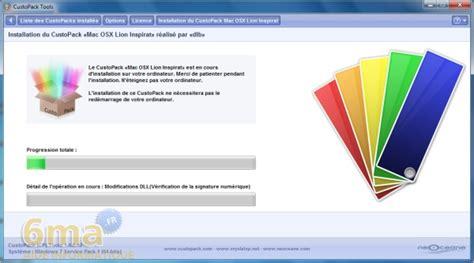 theme mac sur windows 10 comment installer facilement un th 232 me mac os x lion sur