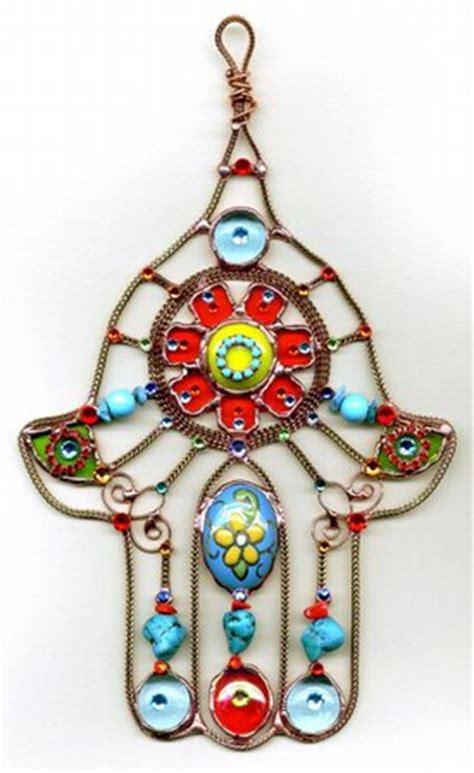 Handmade Israeli Jewellery - ward evil with handmade israeli jewelry and