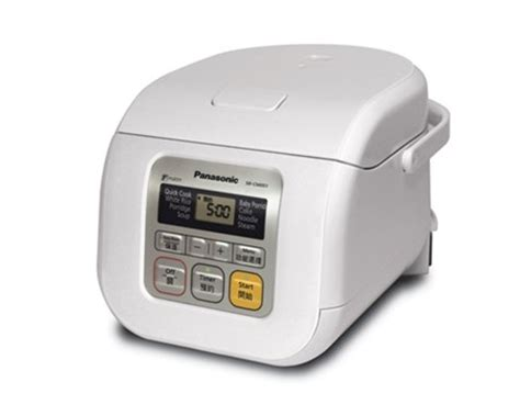 Rice Cooker Mini Panasonic sr cm051 mini fuzzy logic warm jar 0 5l
