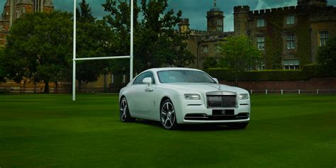 What Of Car Was In The Wraith by The 400 000 Rolls Royce Wraith Is A Car With No Rivals