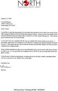 Business Letter Of Gratitude Exle Professional Sles Williams E Portfolio