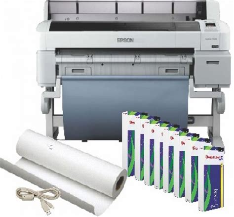 epson printable vinyl epson surecolor t3000 24 inch color printer sublimation
