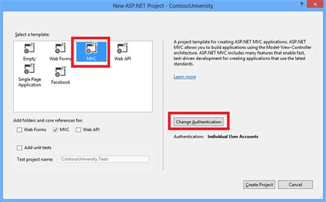 tutorial asp net mvc entity framework getting started with entity framework 6 code first using