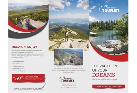 sle travel brochure template 28 brochure design for travel and tourism 19 tourism