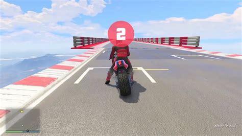 Schnellstes Motorrad Gta5 Online by Gta 5 Online Motorrad Test Teil 2 Mit Beschleunigungshilfe