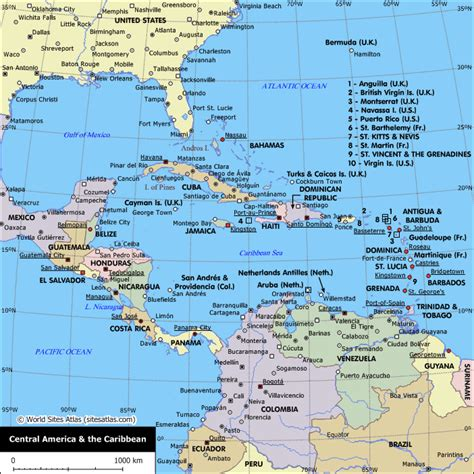 map of us and caribbean islands wd mission s news and reviews august 2011