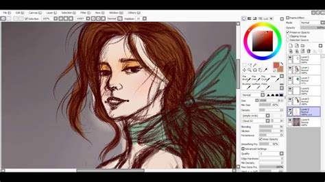 paint tool sai speedpaint paint tool sai speedpaint into the