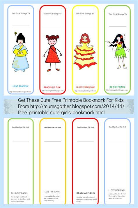 bookmarks free printable november 2014 parenting times
