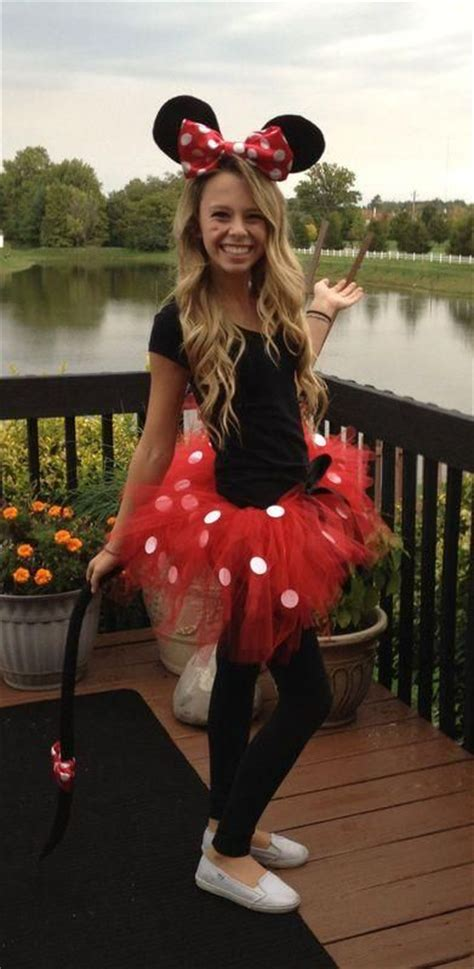 Handmade Minnie Mouse Costume - 17 best ideas about minnie mouse costume on