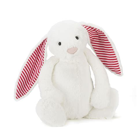 jellycat bahcc bashful candy stripe bunny huge