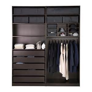 pax wardrobe shelves pax wardrobe black brown sekken frosted glass
