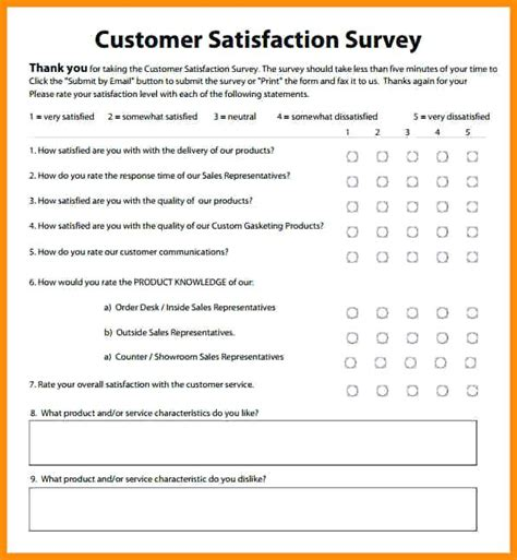 restaurant customer satisfaction survey template restaurant customer satisfaction survey template