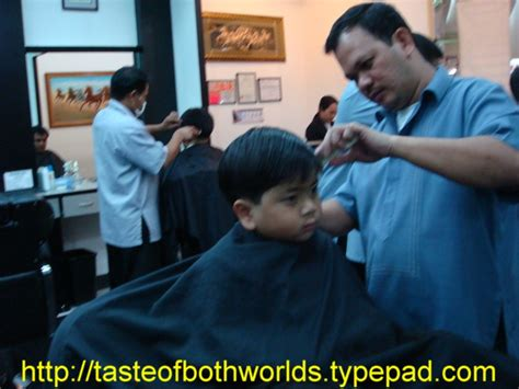 filipino barber cut image a taste of both worlds gq good question