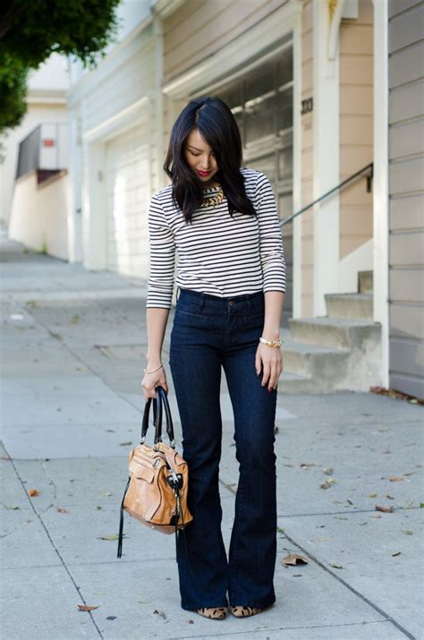 How To Wear Flare Pants Flare Pants Are In Style | the 70s flared jeans are back fashion tag blog