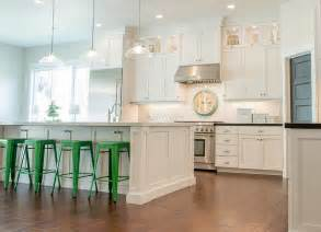 Ivory White Kitchen Cabinets by Ivory White Kitchen Love The Lighted Glass Door Cabinets