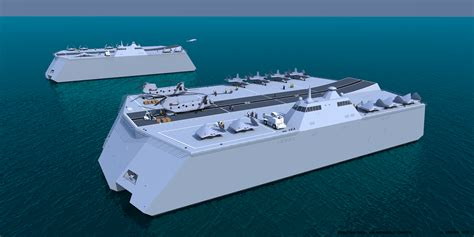 small carriers maacs multihull air hibious carrier small by g jenkins on deviantart