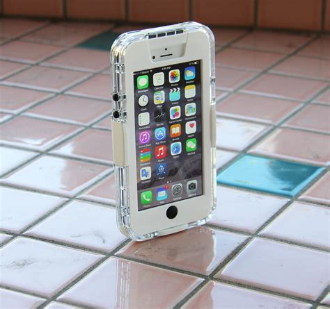 ultimate iphone 6 6s waterproof for apple iphone 6 4 7 inch clear trille products