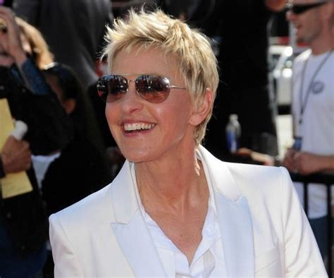 ellen degeneres 2014 haircut 31 best images about haircuts on pinterest shorts for