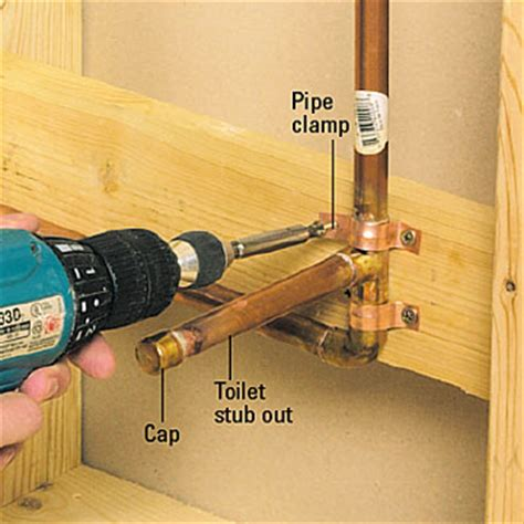 runtal piping diagram running copper supply lines how to install a new