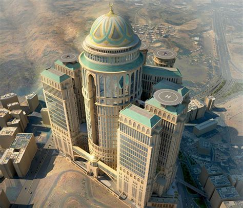 world s heaviest the world s hotel with 10 000 rooms to open in saudi arabia pursuitist