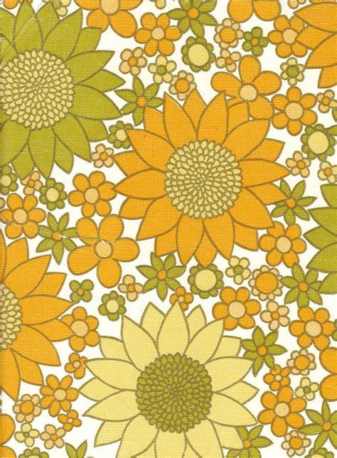 70s floral american hippie 70 s flower pattern