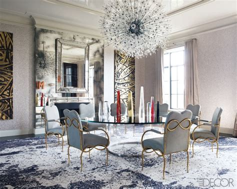 glamorous dining rooms 44 elegant feminine dining room design ideas digsdigs