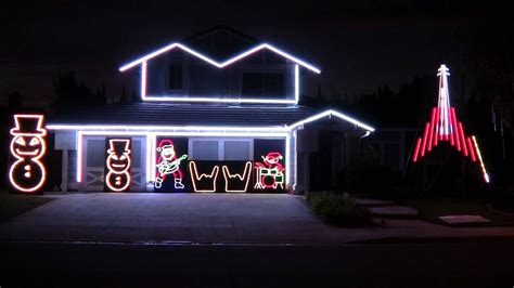 slayer christmas lights 2013 youtube