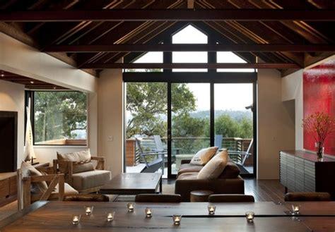 living room a strong clean and eco friendly design koning hilside house ela parece uma linda casa de co