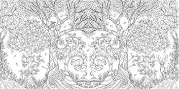 coloring books for adults johanna basford enchanted forest secret garden addictive