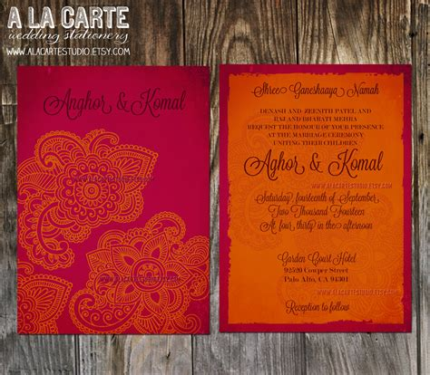 wedding card invitations indian indian wedding invitation wording theruntime