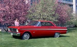 1965 Ford Falcon Futura Car And Driver