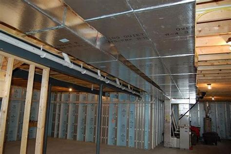 installing drywall ceiling in basement drywalling a basement home design