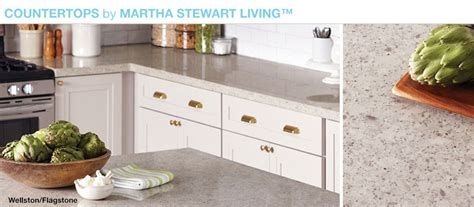 Martha Stewart Kitchen Countertops by Martha Stewart Living Kitchen At The Home Depot