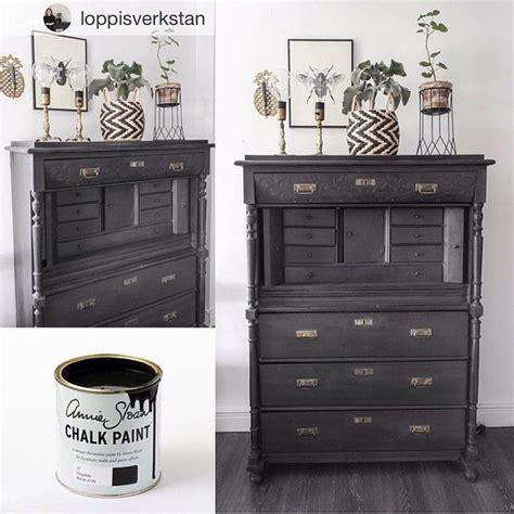 imagenes muebles chalk paint 17 mejores ideas sobre mueble pintado de negro en