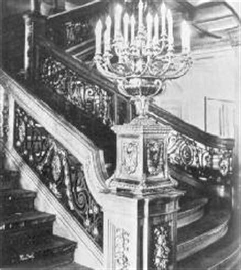candela chion les escaliers de 1 232 re classe du titanic