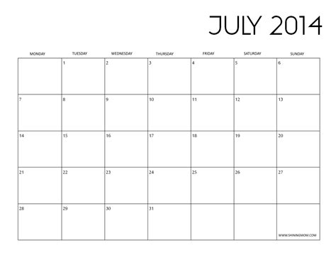 write on calendar template printable calendars by month you can write in 2014 autos