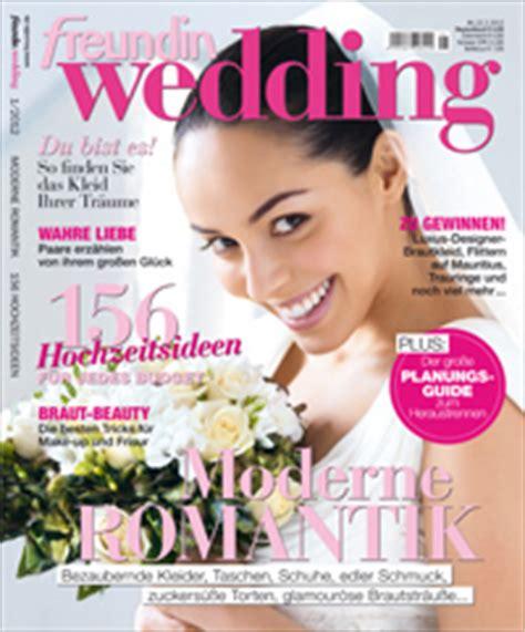 Zeitschrift Wedding by Freundin Wedding Tipps Und Inspiration Zur Hochzeit