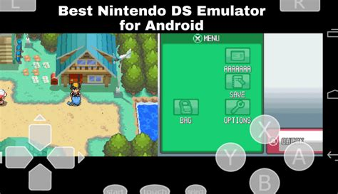 best free nds emulator for android snes roms safe