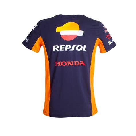 repsol honda team clothing repsol honda team t shirt teams repsol honda team